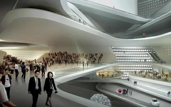 inspirations  architecture interior - تقلید در معماری