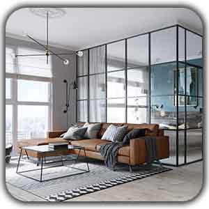 interior design shakhes - مخفی کردن شوفاژ ها