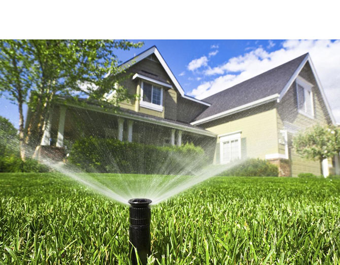 irrigation for house - کارهایی که با تمام شدن زمستان باید به منظور نگهداری ویلا انجام دهید