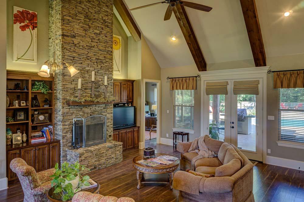 living room material - جزئیات مربوط به اجزای فضاهای داخلی