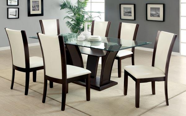 modern dining table and chairs sets - نکاتی که قبل از خرید صندلی ناهارخوری باید بدانید