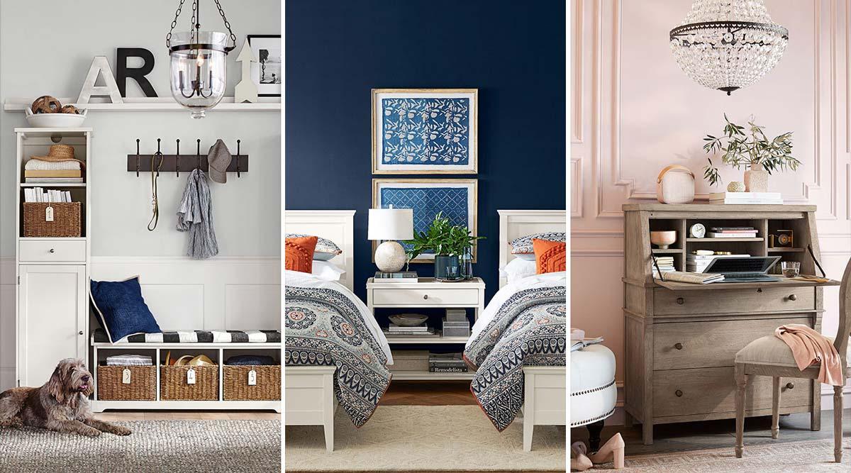 palette seasonal - بهترین رنگها برای اتاقهای رو به شمال، جنوب، شرق و غرب