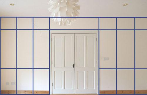 panelling 1 - اجزای فضای داخلی