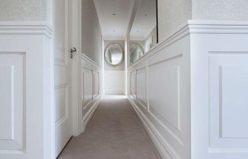 panelling 2 - اجزای فضای داخلی