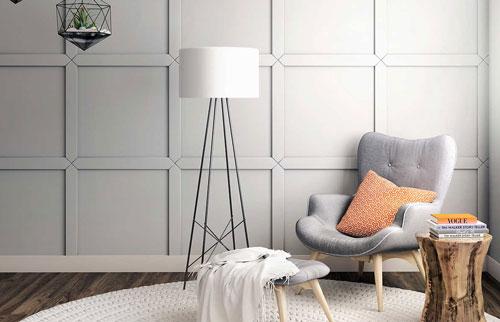 panelling 8 - اجزای فضای داخلی
