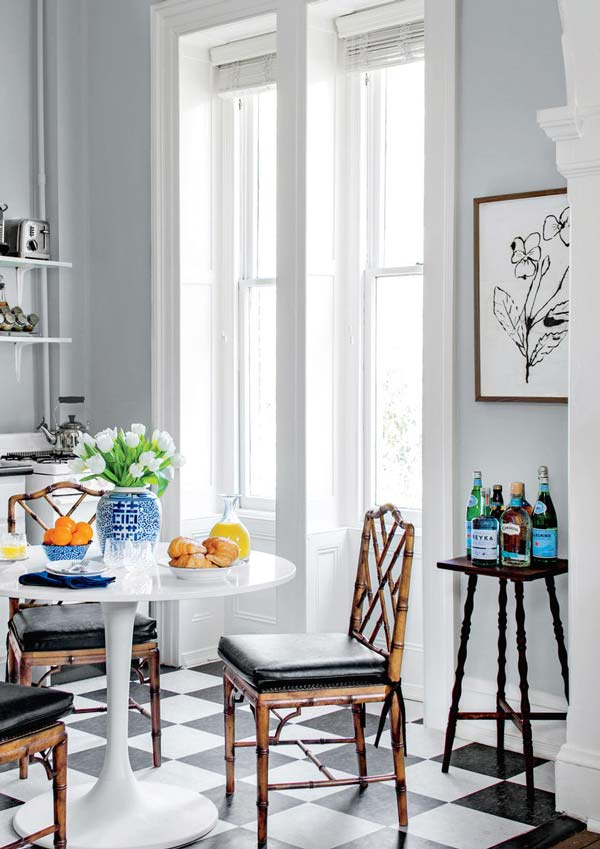 small space decorating - چگونه فضاهای بدساخت را به دکوراسیون شیک تبدیل کنیم؟