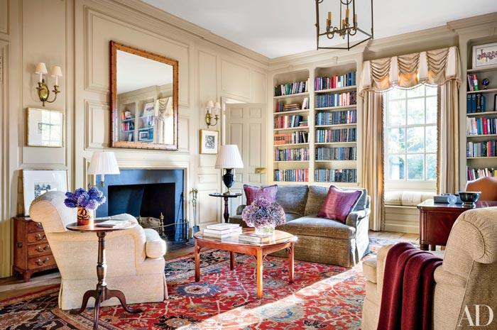 tappet grandi per living - چگونه با استفاده از دکوراسیون داخلی، فضای آپارتمان را گرم تر کنیم؟