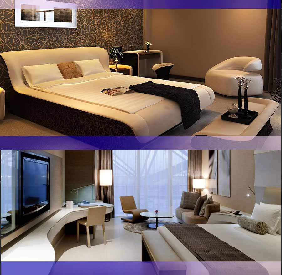 tarahi dakheli hotel O3 - طراحی داخلی هتل