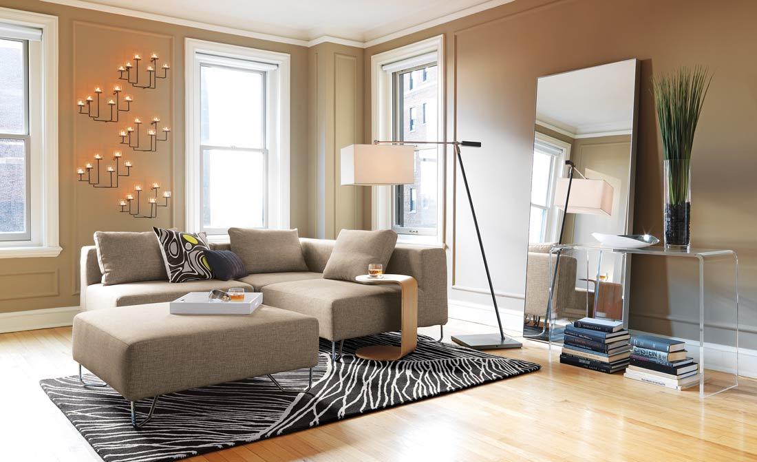 vanity chairs living room decoration - آیا چیدمان مبل را درست انجام می دهید؟