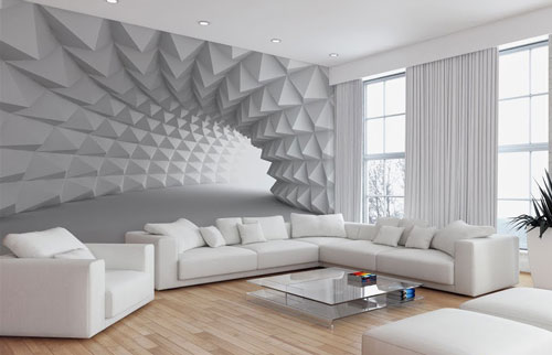 wallpapering wallpaper 2 - اجزای فضای داخلی