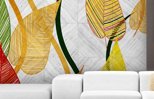 wallpapering wallpaper 3 - اجزای فضای داخلی