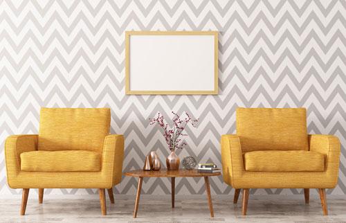 wallpapering wallpaper 5 - اجزای فضای داخلی