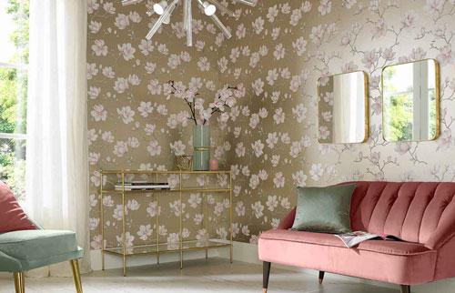 wallpapering wallpaper 6 - اجزای فضای داخلی