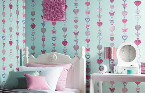 wallpapering wallpaper 7 - اجزای فضای داخلی