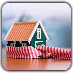 warm the house - مخفی کردن شوفاژ ها