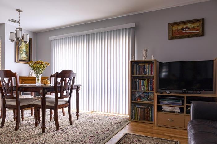 windows - چگونه با استفاده از دکوراسیون داخلی، فضای آپارتمان را گرم تر کنیم؟