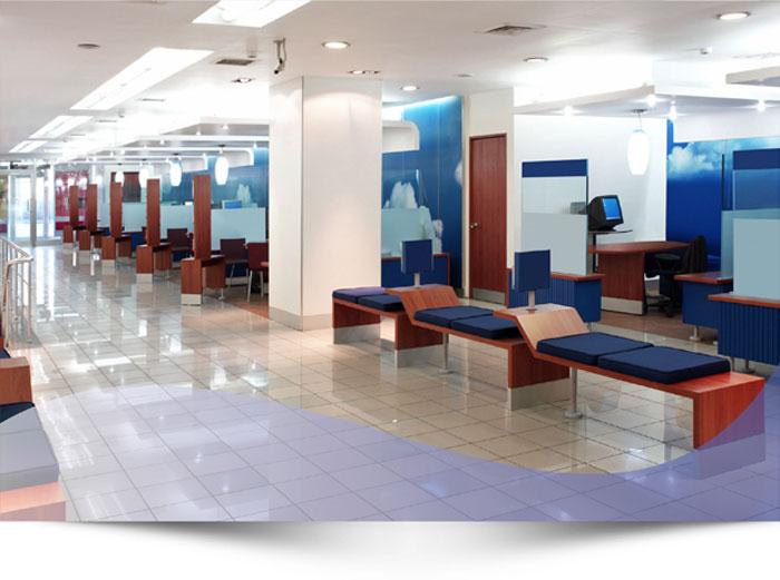 Commercial Interiors 8 8 - دکوراسیون داخلی تجاری