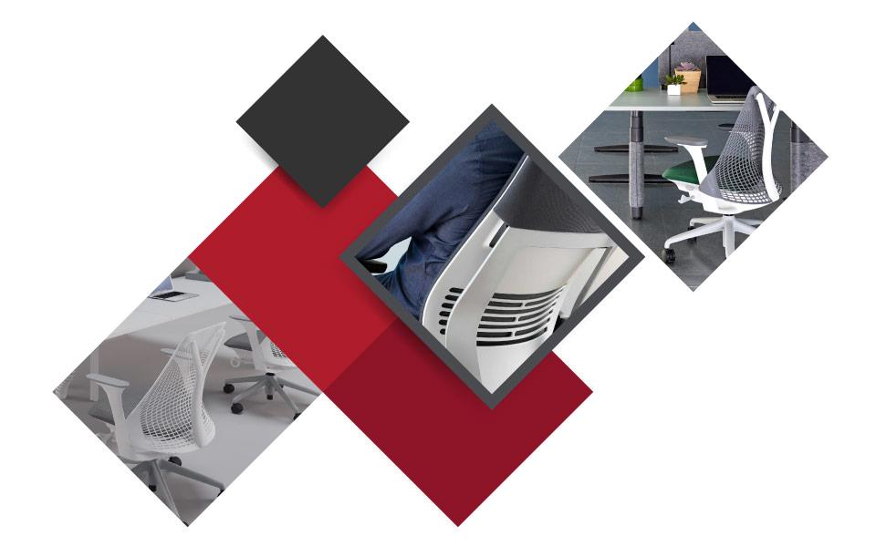 Ergonomic Workstations - ۷ مفهوم نوین طراحی دکوراسیون داخلی محل کار برای جذب بهترین نیروی کار