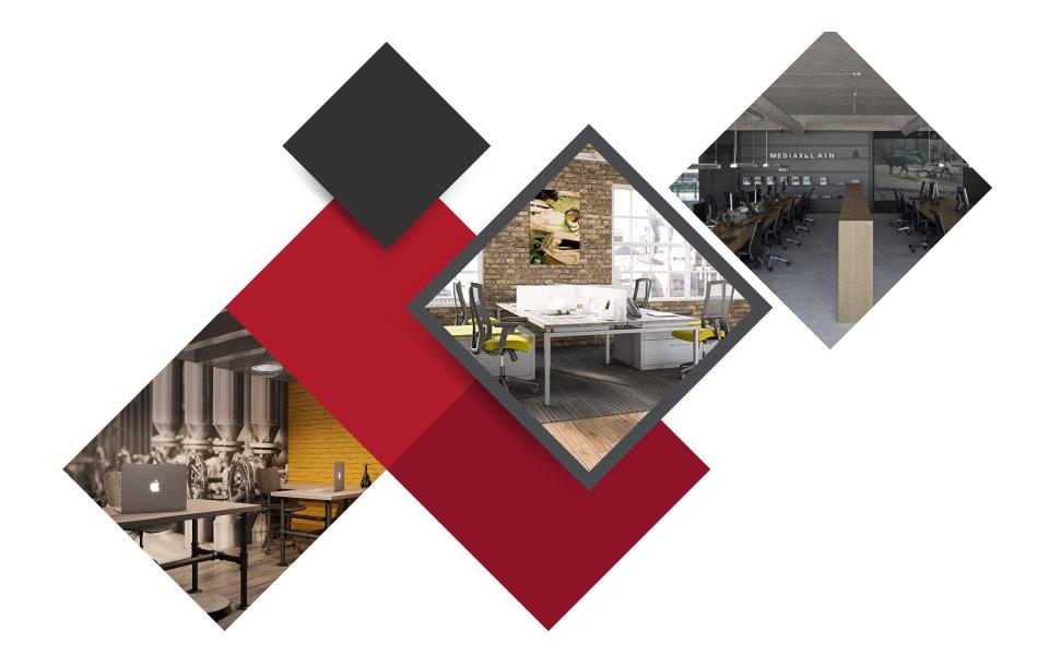 Industrial Office Design 2 - ۷ مفهوم نوین طراحی دکوراسیون داخلی محل کار برای جذب بهترین نیروی کار