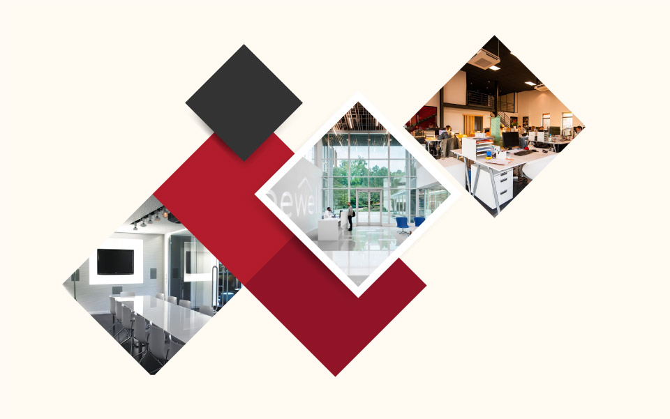 Interior Design - ۷ مفهوم نوین طراحی دکوراسیون داخلی محل کار برای جذب بهترین نیروی کار