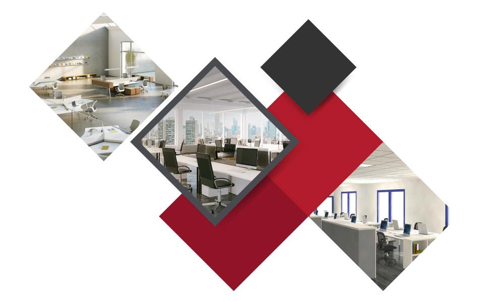 Open Office Areas - ۷ مفهوم نوین طراحی دکوراسیون داخلی محل کار برای جذب بهترین نیروی کار