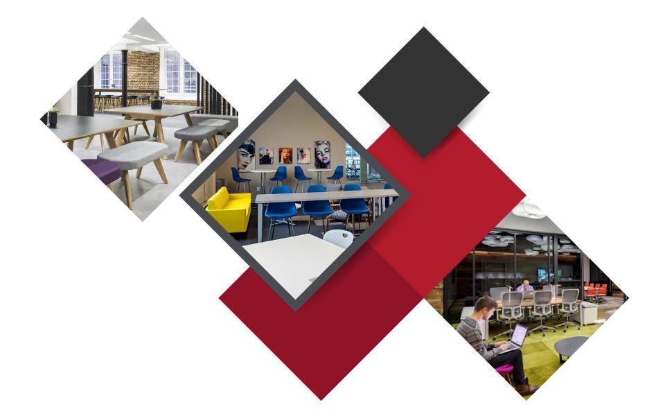 The Flexible Workspace DECORATION - ۷ مفهوم نوین طراحی دکوراسیون داخلی محل کار برای جذب بهترین نیروی کار