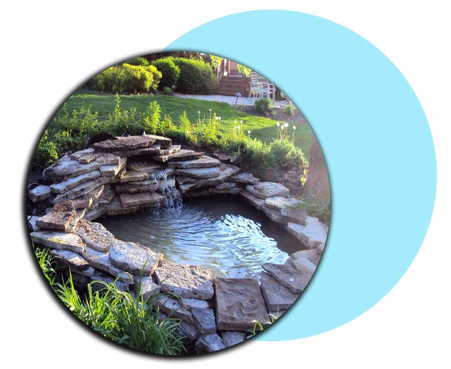 abshar se - ساخت آبشار تزیینی ، آبنمای تزیینی