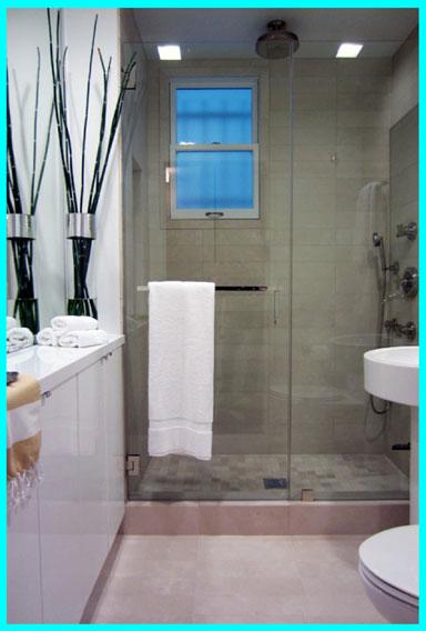 best bathroom 1 - نکات طراحی برای بهتر کردن یک سرویس بهداشتی کوچک
