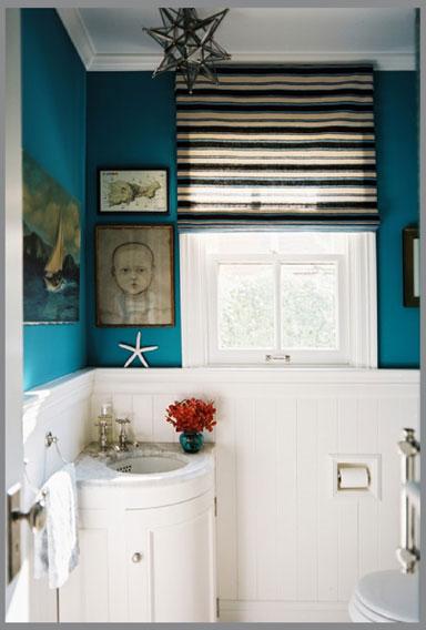 best bathroom 4 - نکات طراحی برای بهتر کردن یک سرویس بهداشتی کوچک