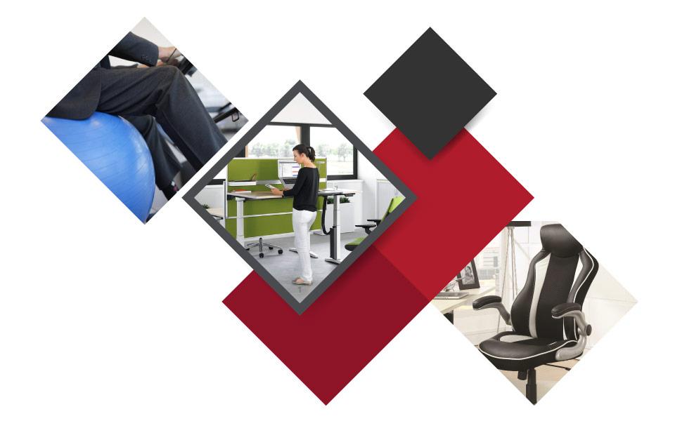 comfortable office chair - ۷ مفهوم نوین طراحی دکوراسیون داخلی محل کار برای جذب بهترین نیروی کار