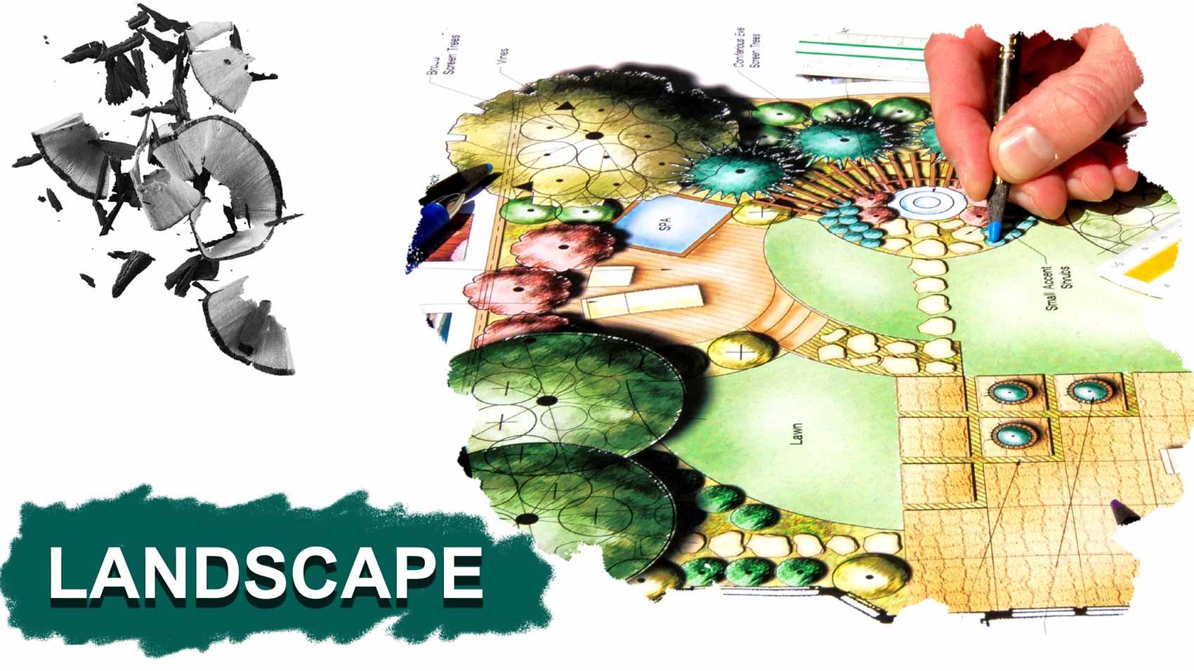 land s2 - ۱۰ نکته مهم در طراحی landscape