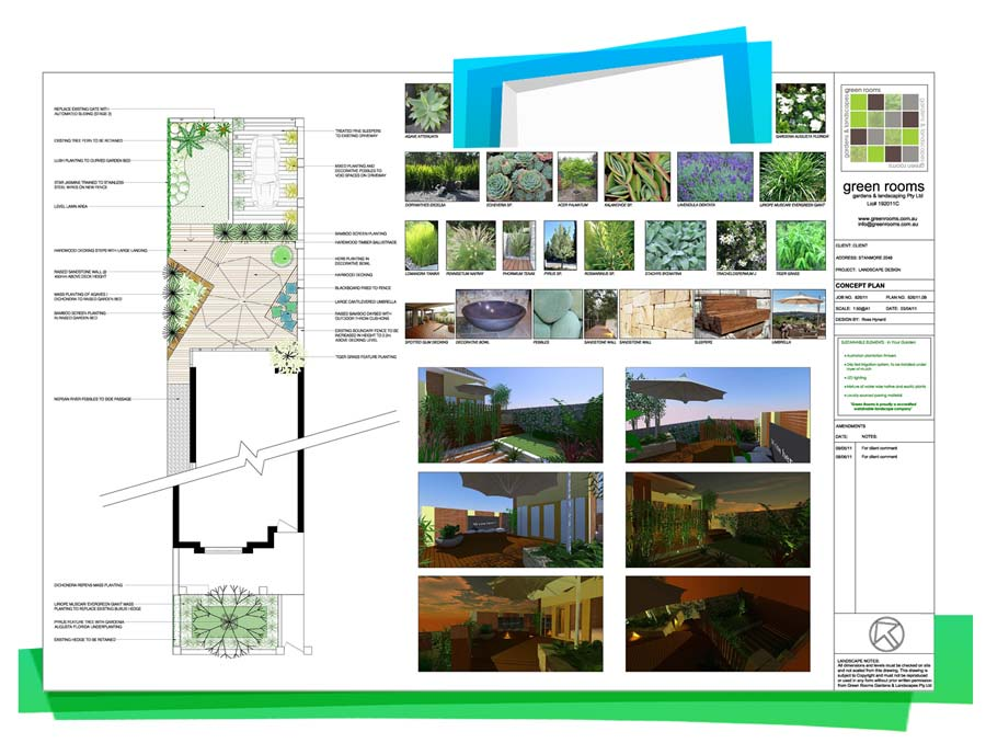 land scape C8 - ۱۰ نکته مهم در طراحی landscape