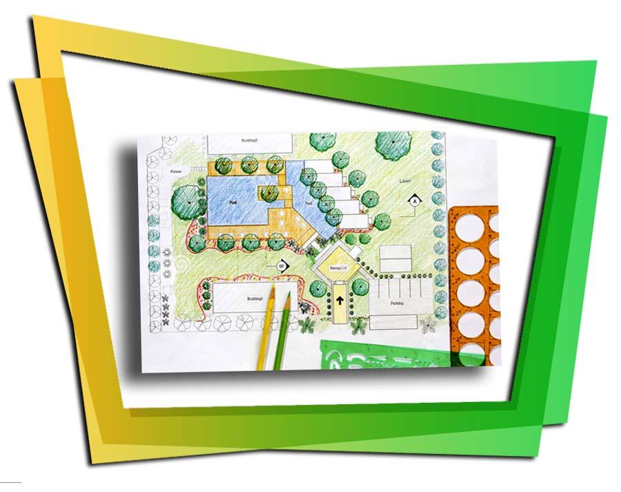 land scape U8 - ۱۰ نکته مهم در طراحی landscape