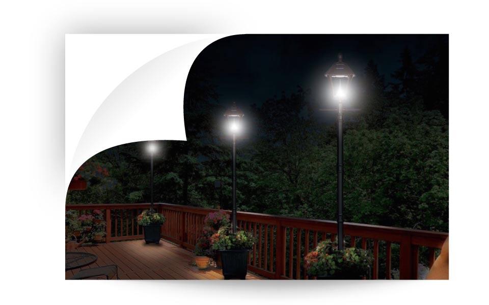 landscape lighting 12 - نورپردازی لنداسکیپ
