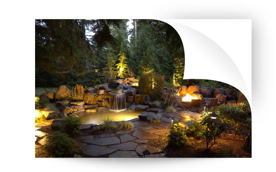 landscape lighting 25 - نورپردازی لنداسکیپ