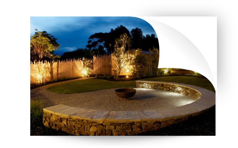 landscape lighting 35 - نورپردازی لنداسکیپ