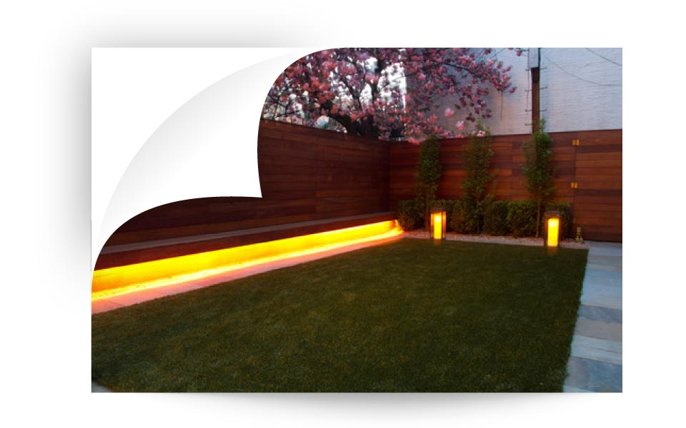 landscape lighting 36 - نورپردازی لنداسکیپ