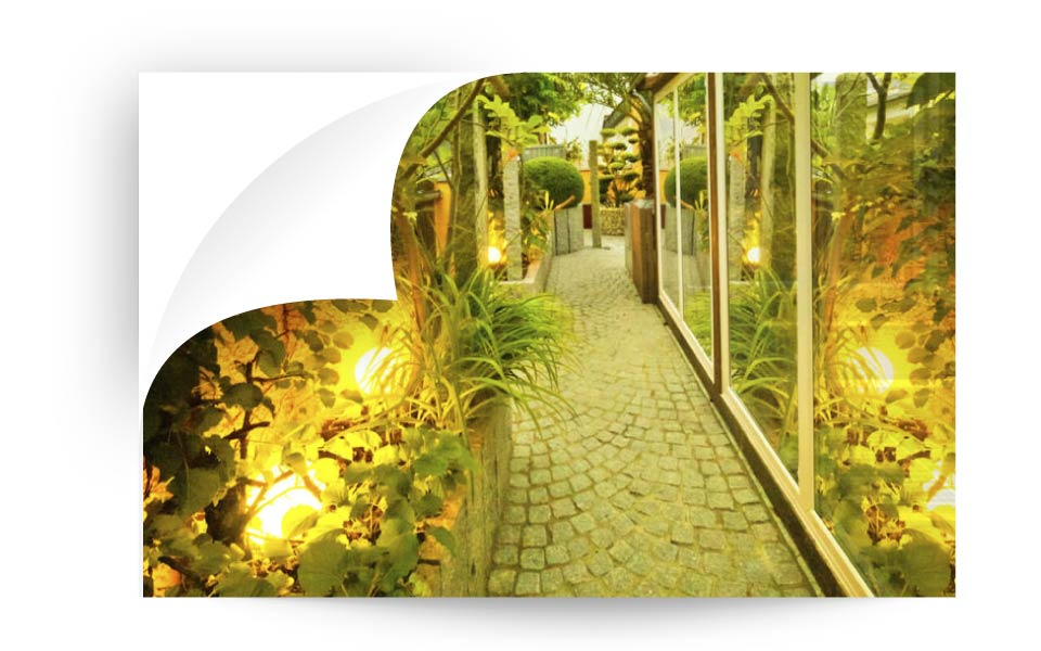 landscape lighting 38 - نورپردازی لنداسکیپ
