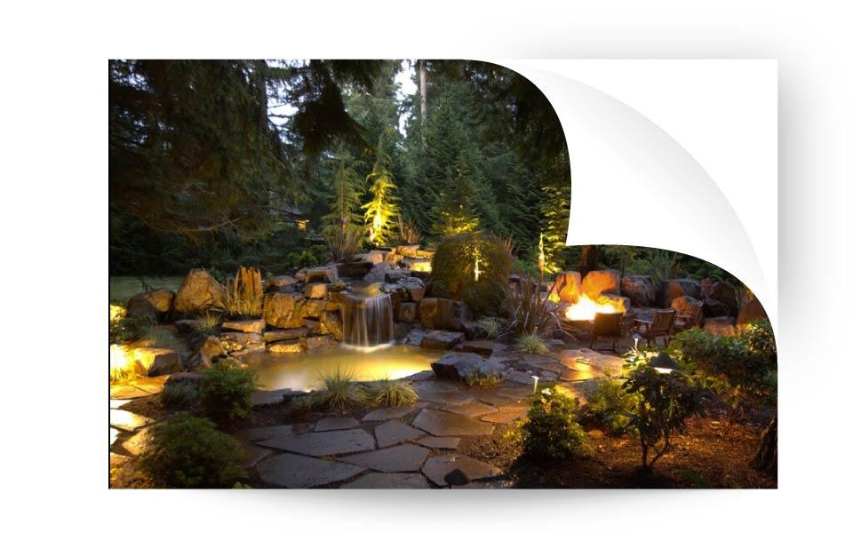 landscape lighting 42 - نورپردازی لنداسکیپ