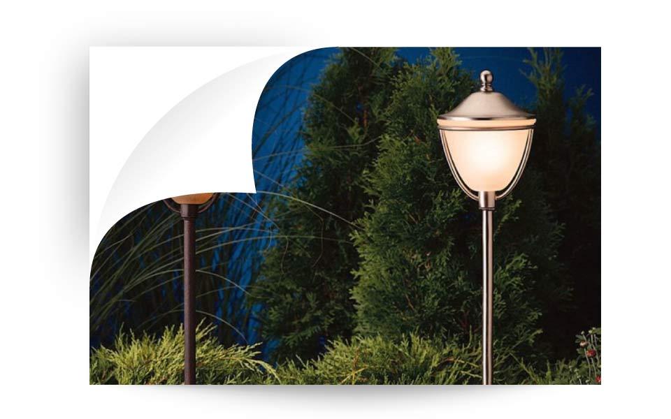landscape lighting 59 - نورپردازی لنداسکیپ