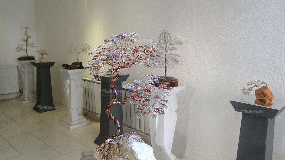 mojasamesazi ba felez 002 2 - مجسمه سازی با فلز