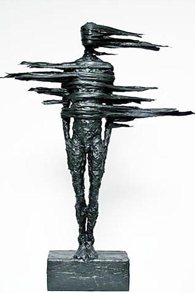 mojasamesazi ba felez 005 - مجسمه سازی با فلز