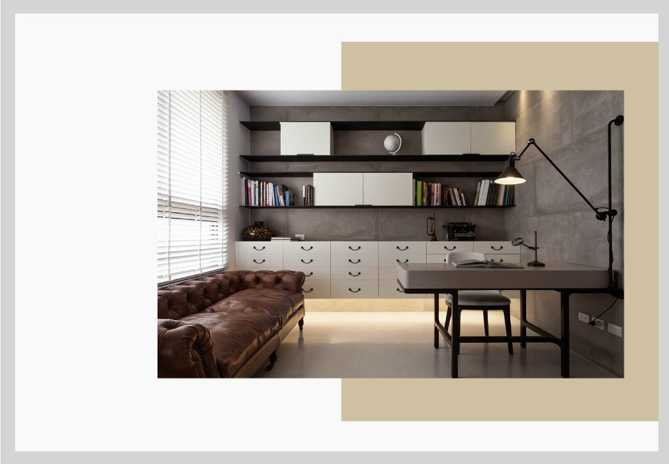 office decor storage - نکاتی برای طراحی فضای کار و افزایش بهره وری شما