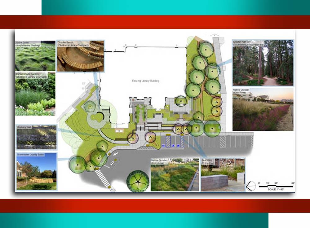 tarahi manzare u - مراحل طراحی منظر