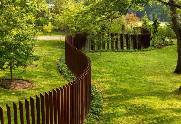 Contemporary Landscape Sculpture - ۶ ایده برای طراحی محوطه های امروزی