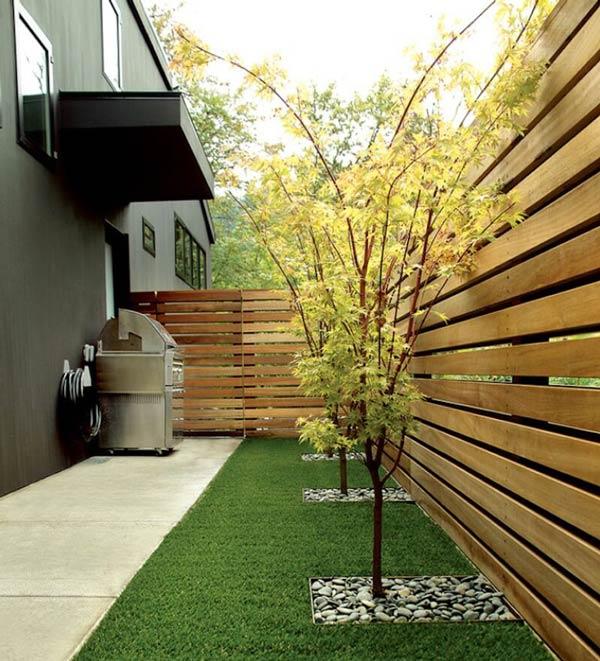 Contemporary Landscape Small - ۶ ایده برای طراحی محوطه های امروزی