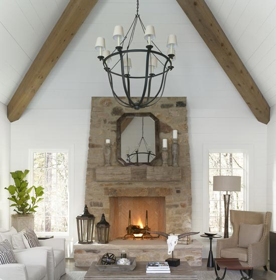 Focal Point in Interior Design 13 - همه چیزی که باید برای ایجاد یک نقطه کانونی در طراحی داخلی بدانید.