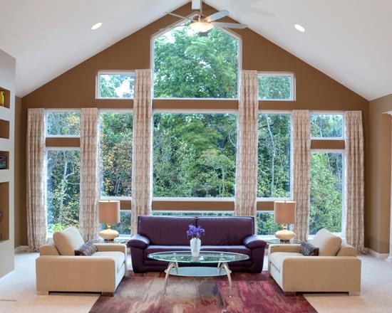 Focal Point in Interior Design 6 - همه چیزی که باید برای ایجاد یک نقطه کانونی در طراحی داخلی بدانید.