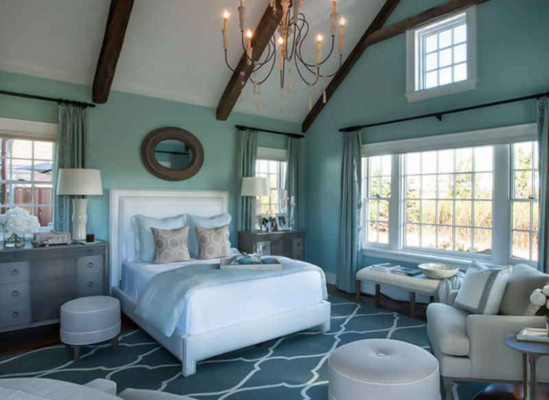 decorasion 8 rang14 - ۸ تا از رنگ های طراحی داخلی که همین الان باید در خانه تان داشته باشید