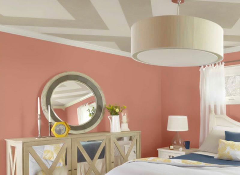 decorasion 8 rang17 - ۸ تا از رنگ های طراحی داخلی که همین الان باید در خانه تان داشته باشید